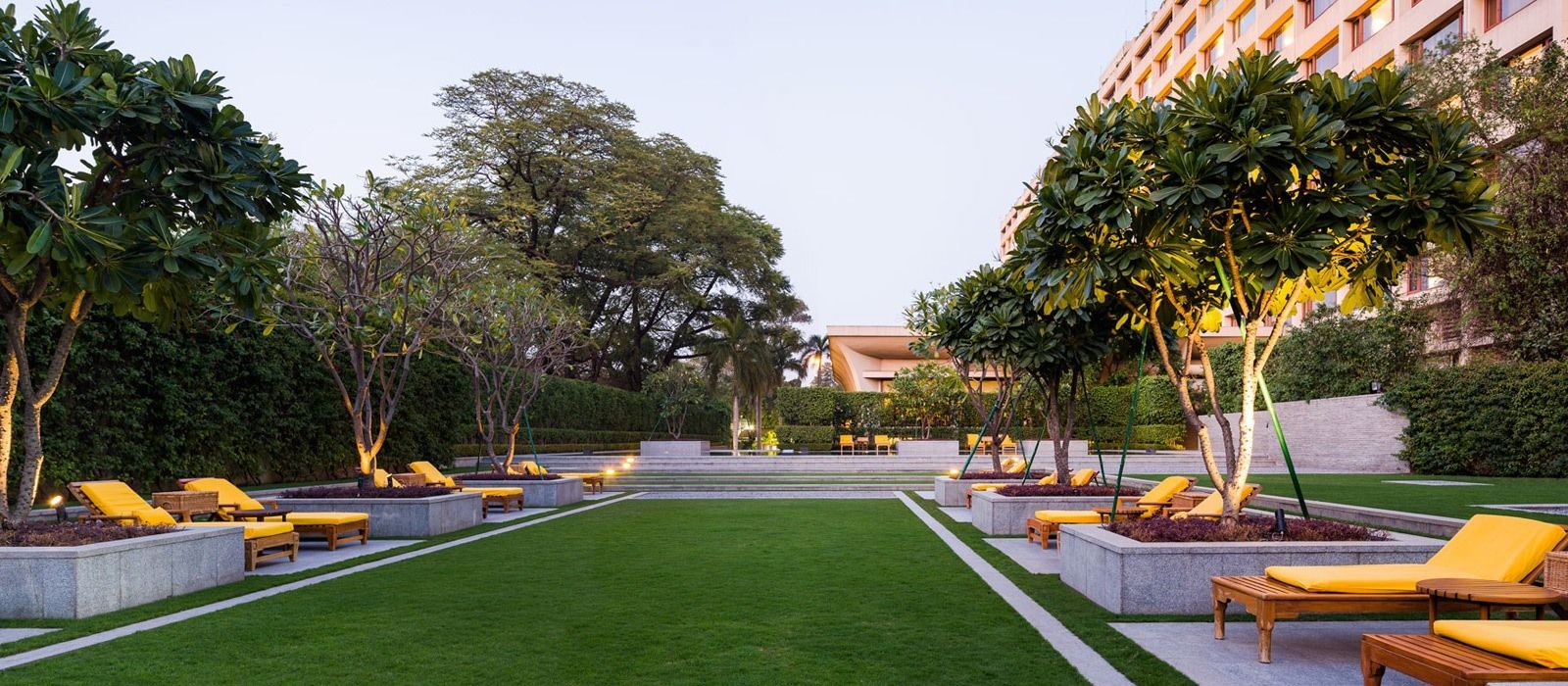 Hotel The Oberoi Nordindien