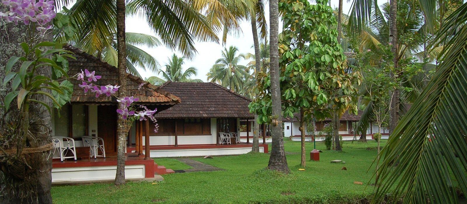 Hotel Great Mount Resort Coco Lagoon Südindien
