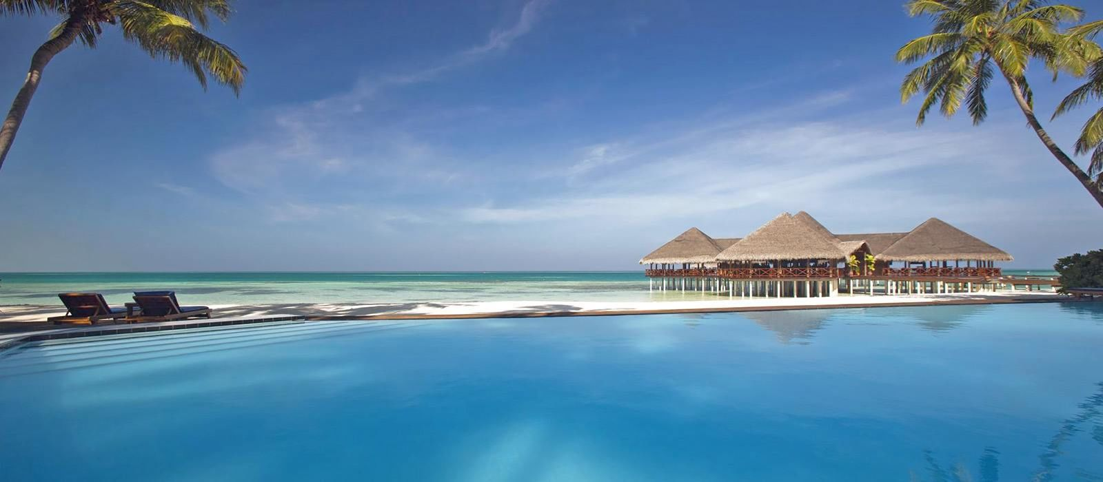 Hotel Medhufushi Island Resort Malediven