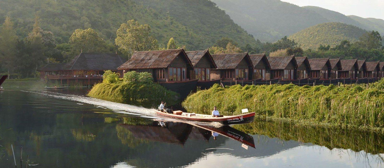 Myanmar for Beginners Tour Trip 7