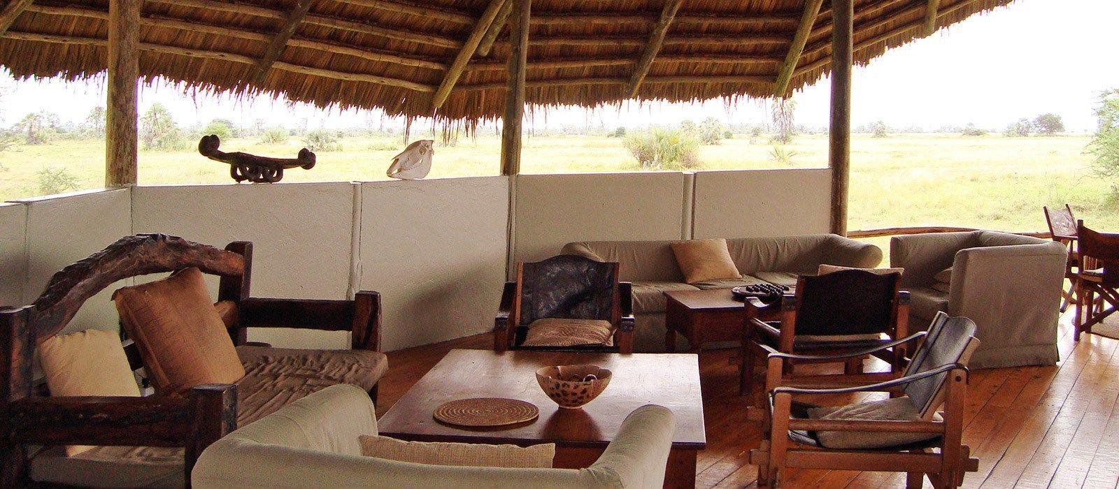 Hotel Maramboi Tented Camp Tansania