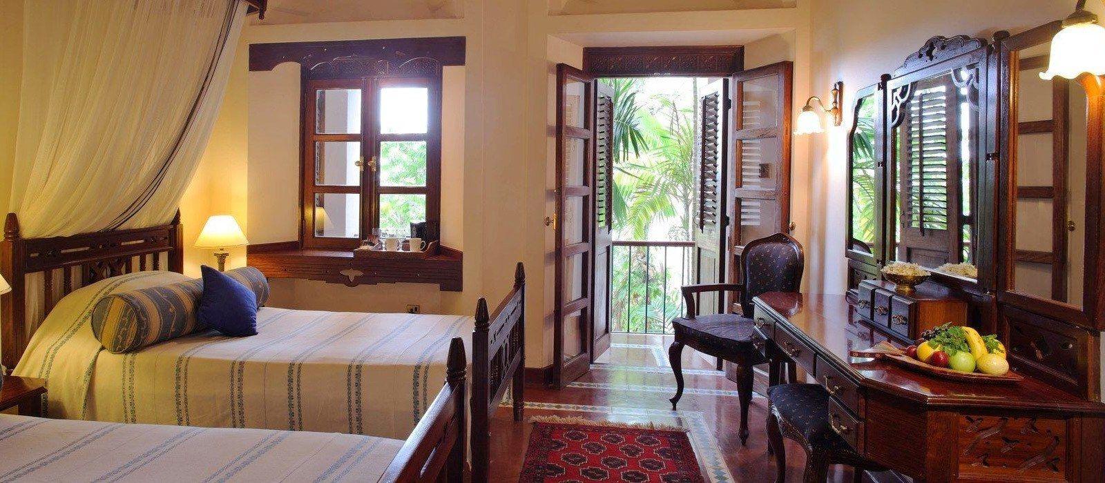 Hotel Zanzibar Serena Inn Tanzania