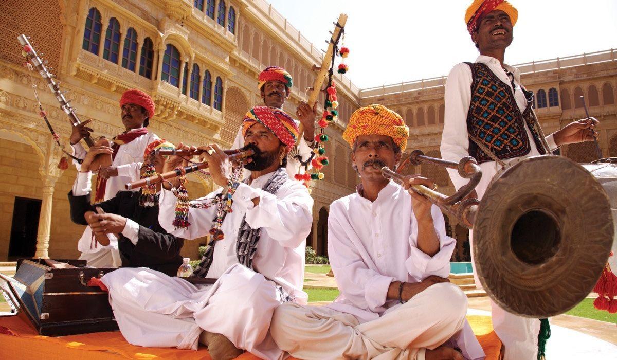 Rajasthan Rundreise: Geheimnisvolle Wüste, Paläste & Seen Urlaub 3