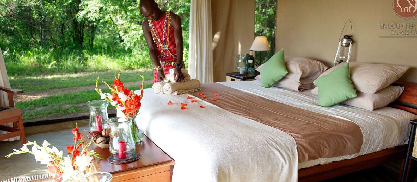 Hotel Encounter Mara Kenya