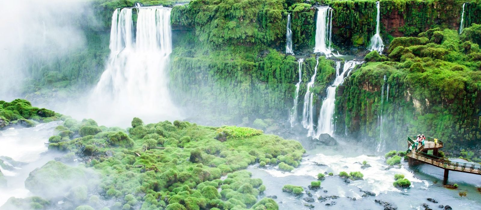 Destination Foz do Iguacu Brazil