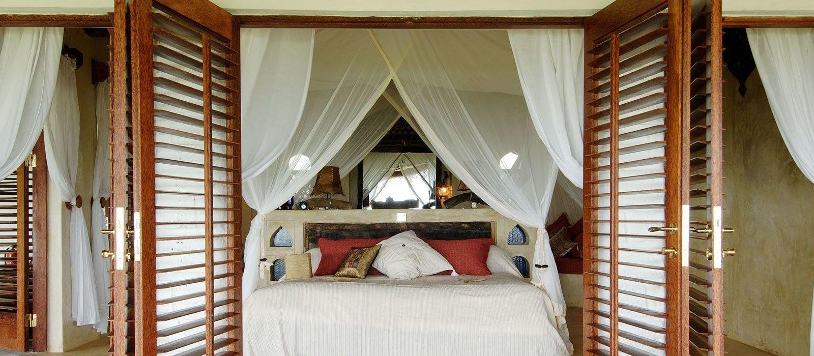 Hotel Matemwe Retreat Tansania
