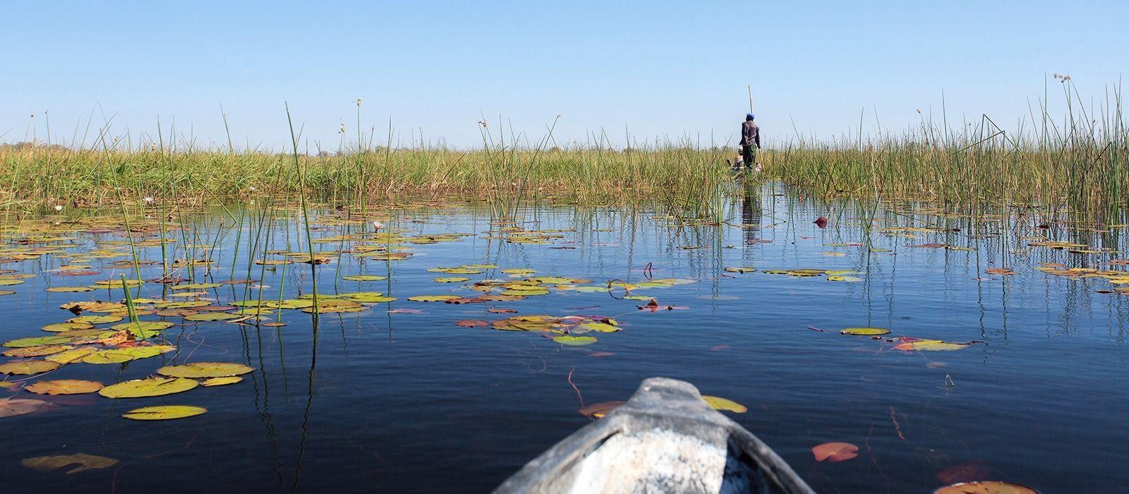 Destination Maun Botswana