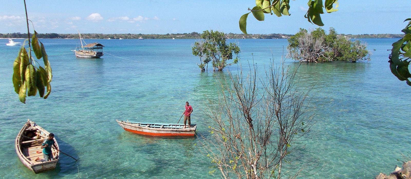 Reiseziel Südküste Kenia