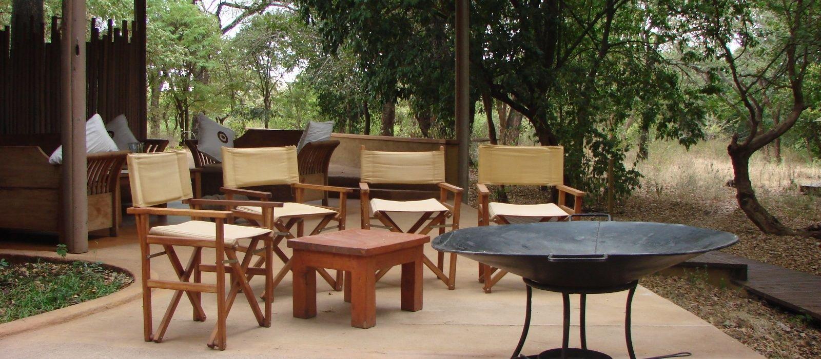 Hotel Rhino River Camp Kenya
