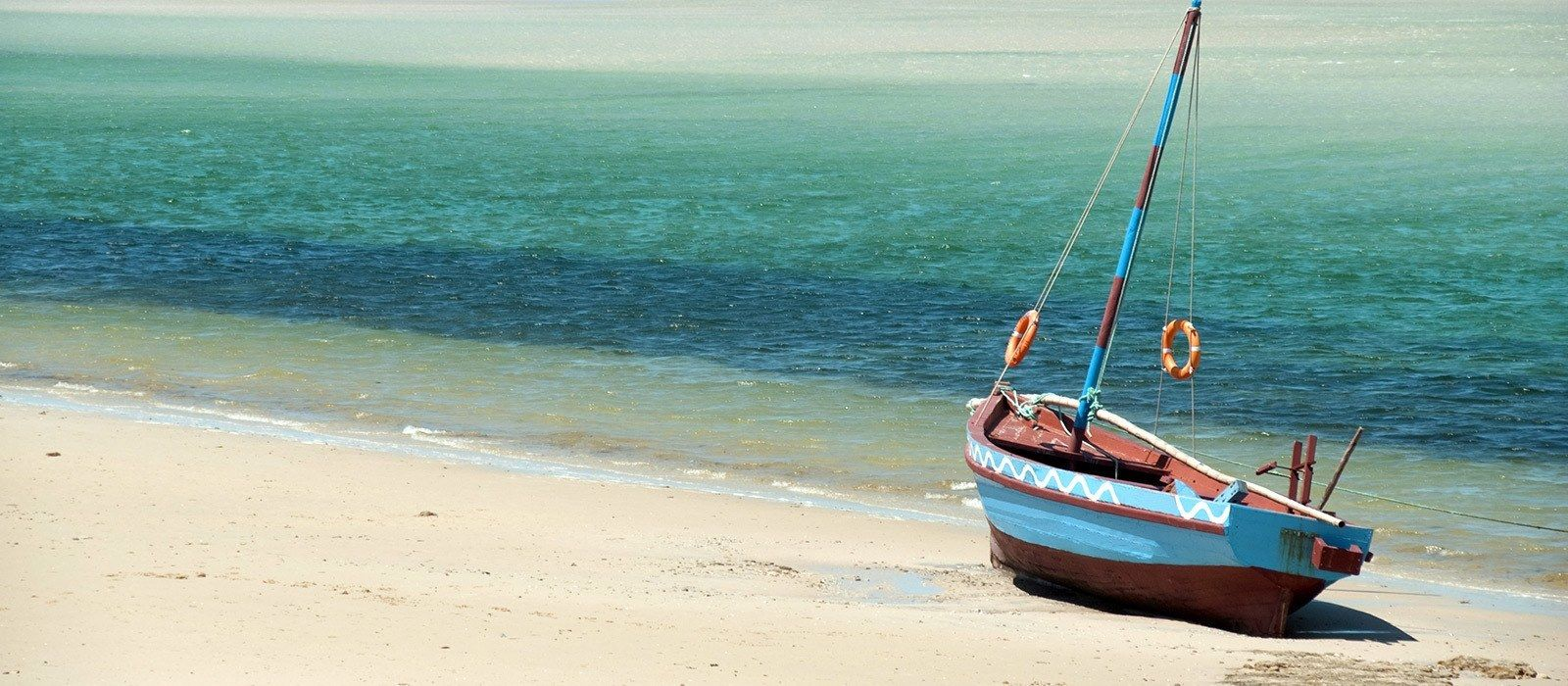 Reiseziel Ilha de Mozambique Mosambik