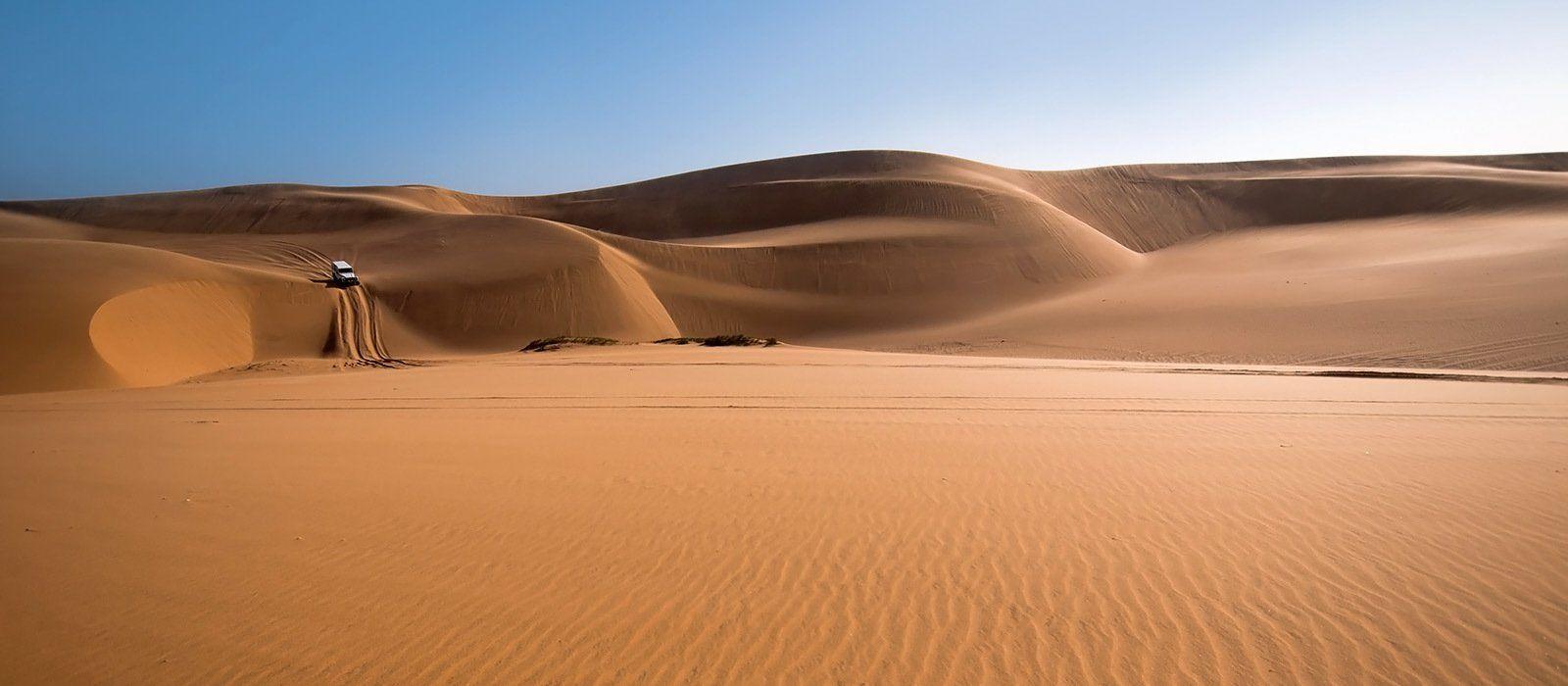 Destination Swakopmund Namibia