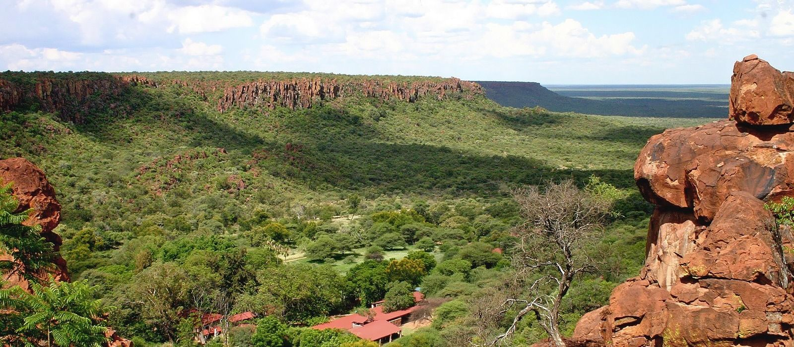 Destination Waterberg Plateau Namibia