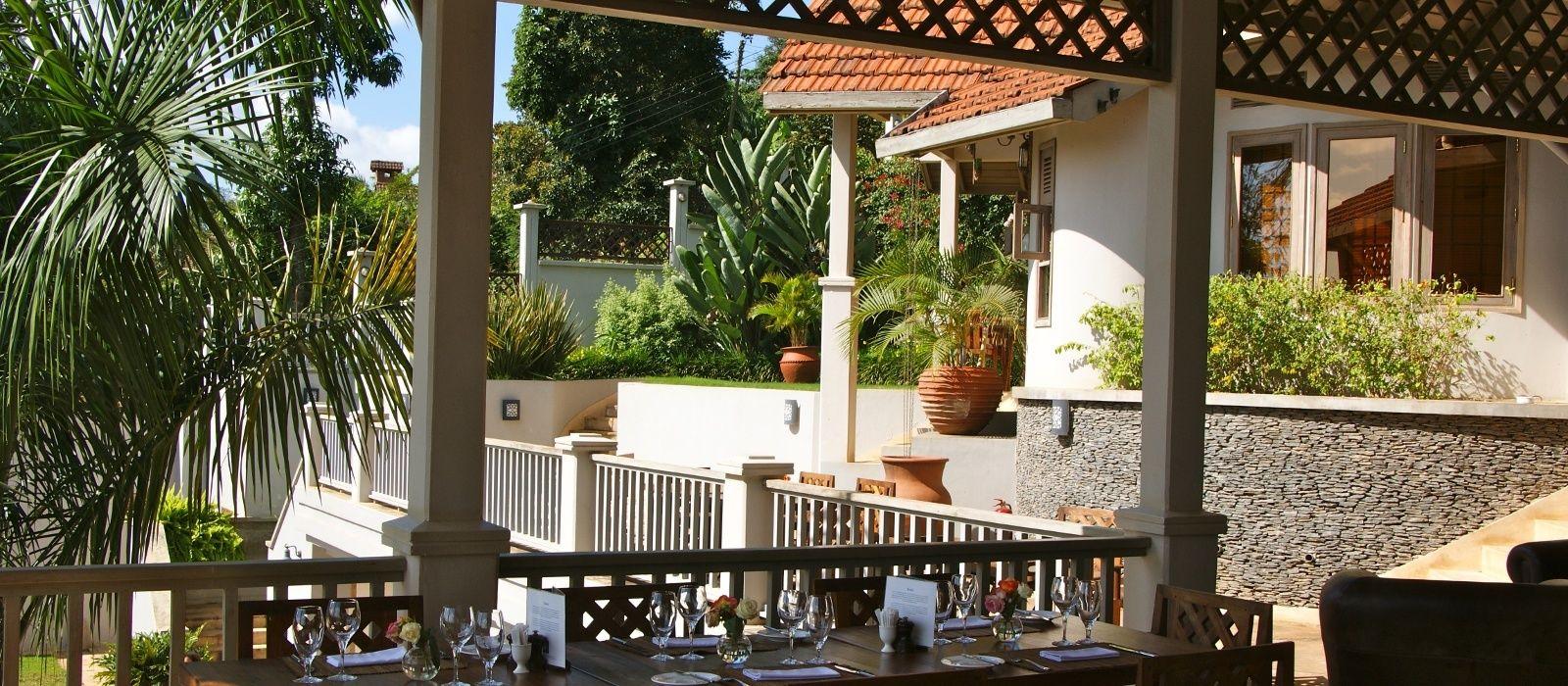 Hotel Machweo Wellness Retreat & Fine Dining Tansania
