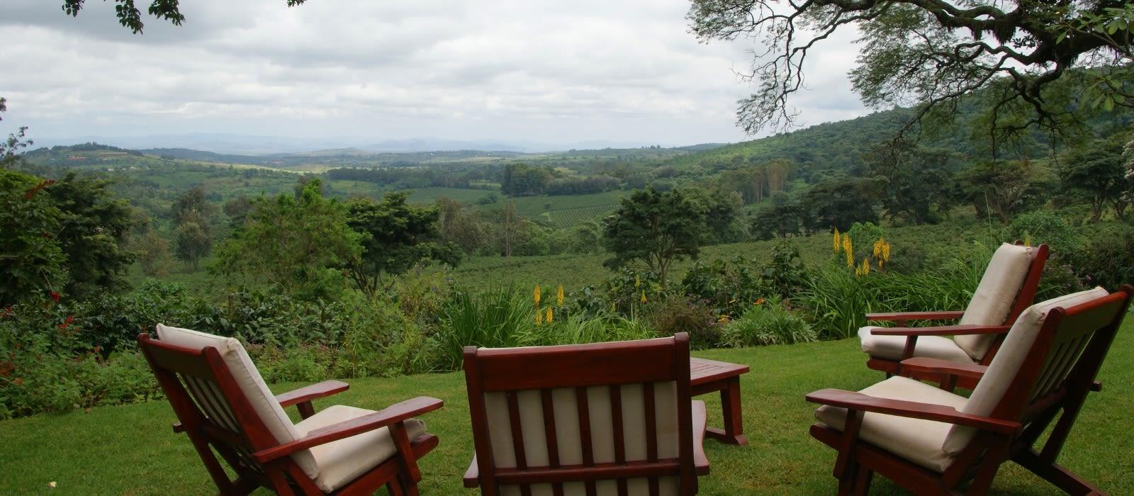 Hotel Gibbs Farm Tansania