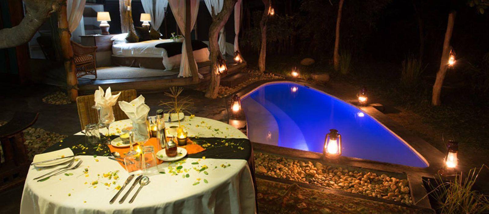 Hotel Chongwe River Camp Zambia