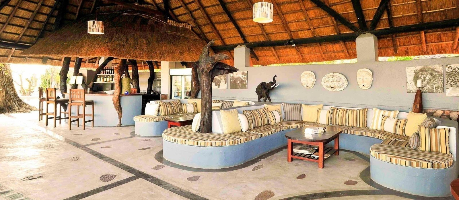 Hotel Kafunta River Lodge Zambia