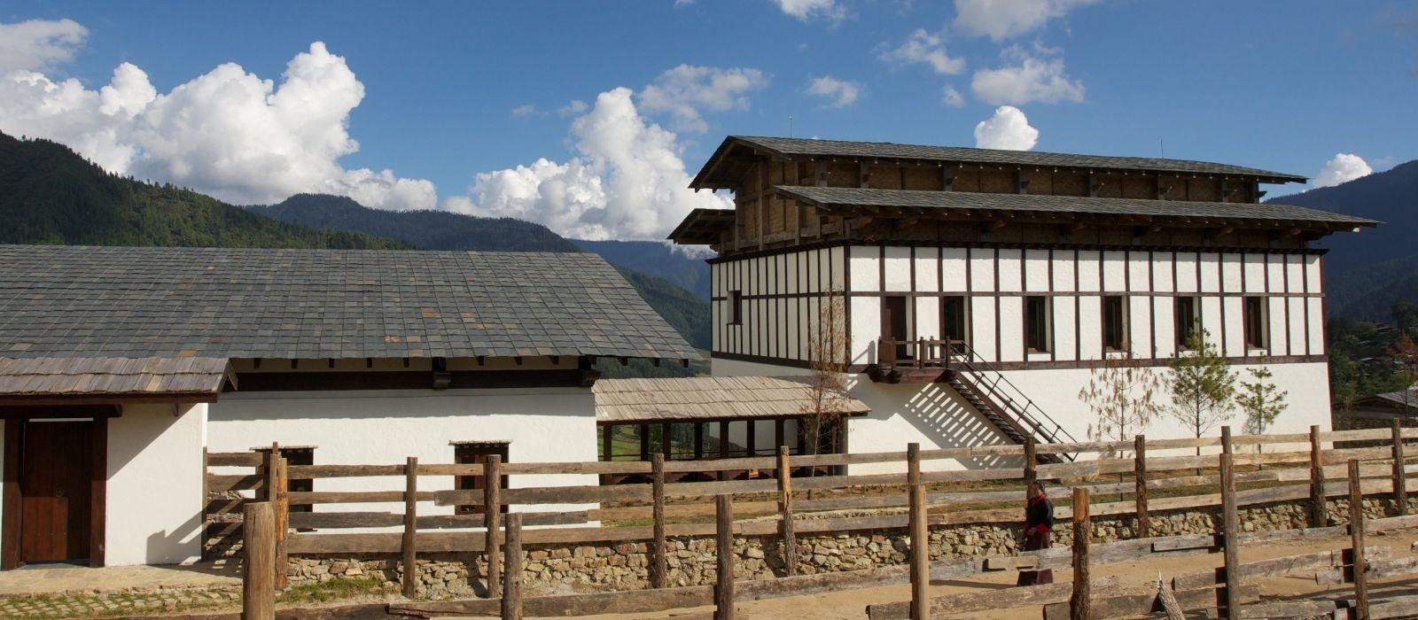 Hotel Gangtey Goenpa Bhutan