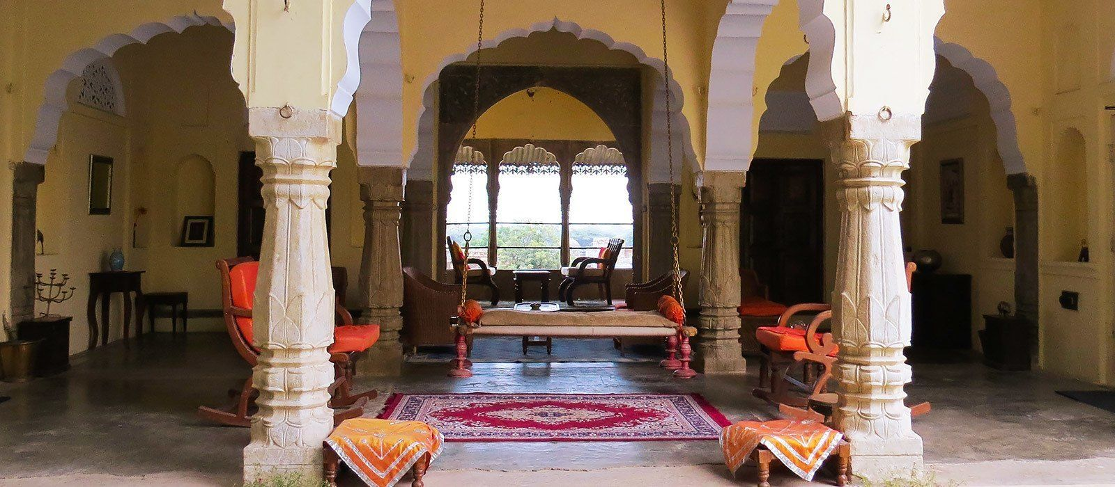 Reiseziel Barli Nordindien