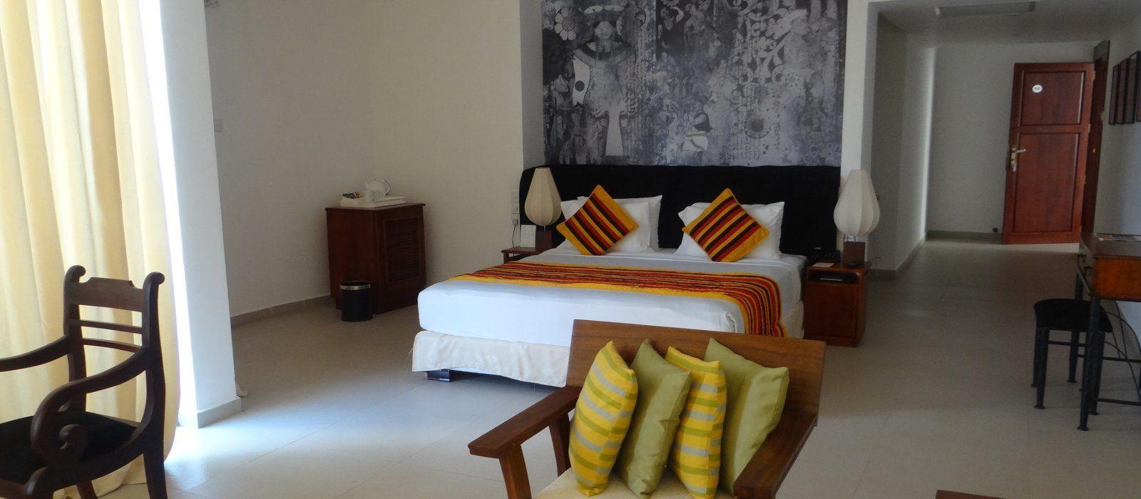 Hotel Thilanka Resort & Spa Dambulla Sri Lanka