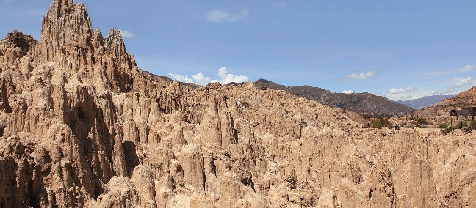 Destination La Paz Bolivia