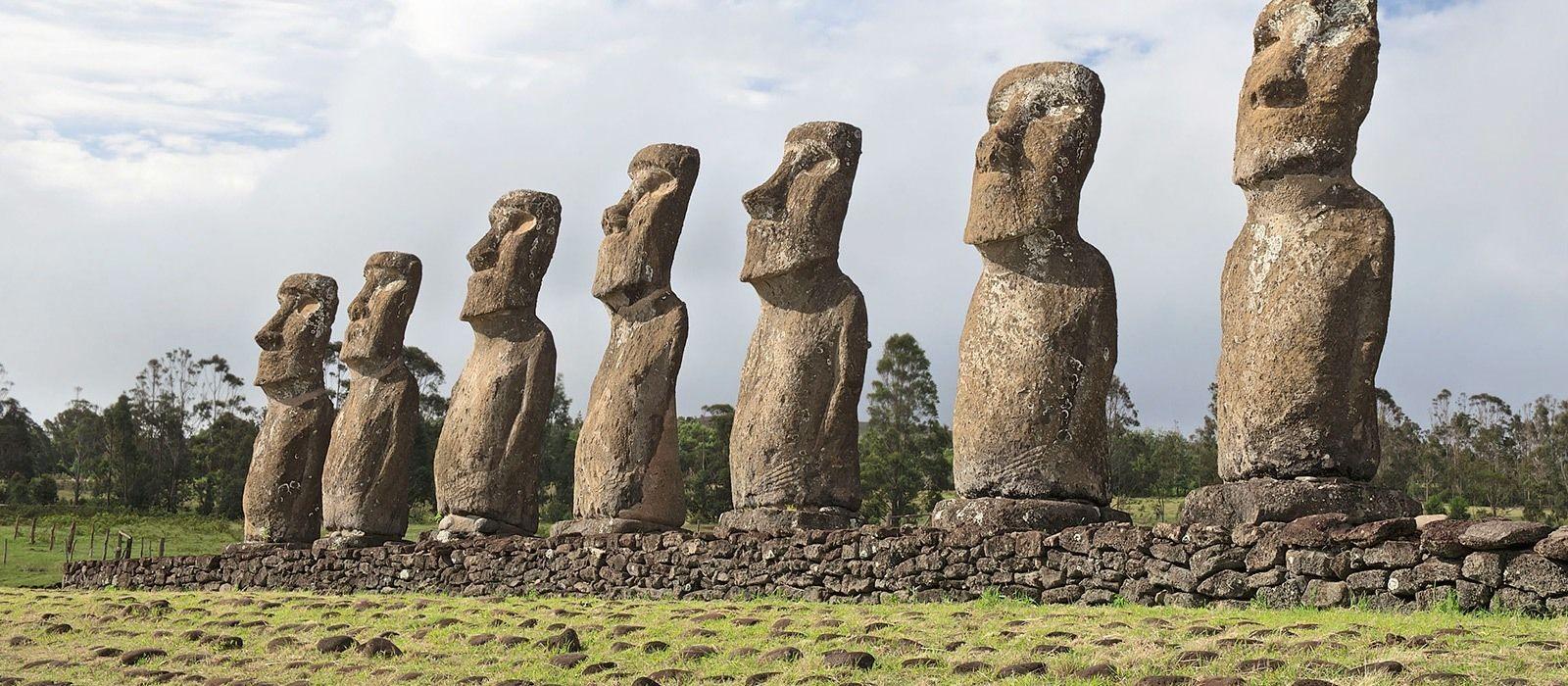 Reiseziel Rapa Nui Chile