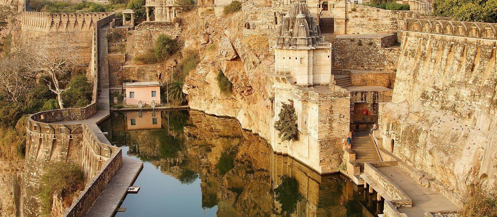 Destination Chittorgarh North India