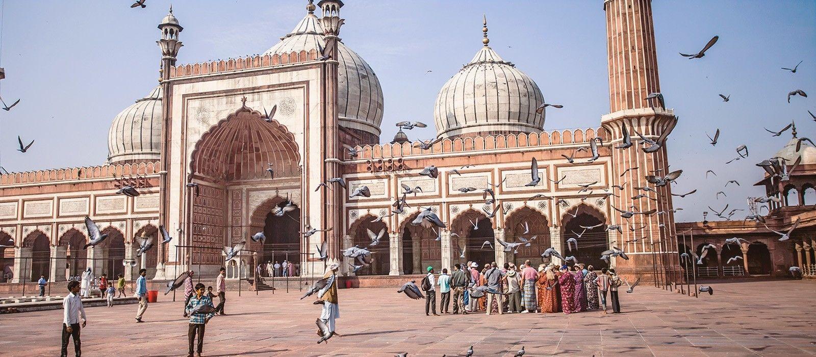 Reiseziel Delhi Nordindien