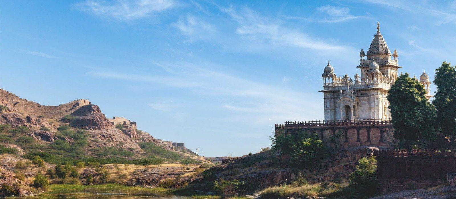Travel Destination Norte de India