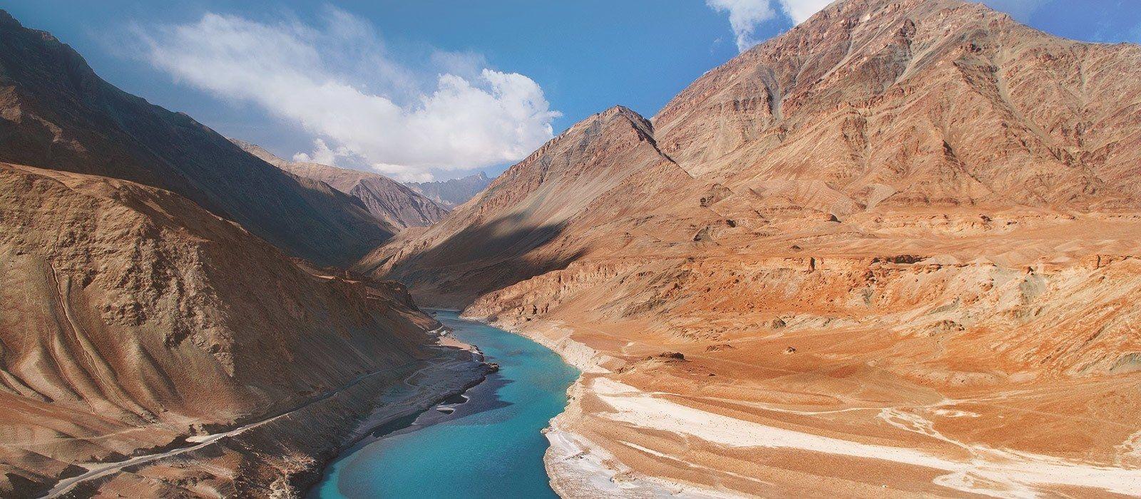Travel Destination Zona de los Himalayas