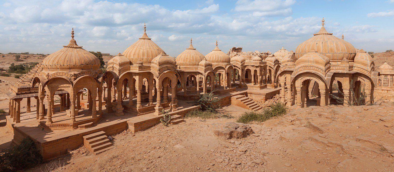 Rajasthan-Reise: Paläste und Tiger Urlaub 4