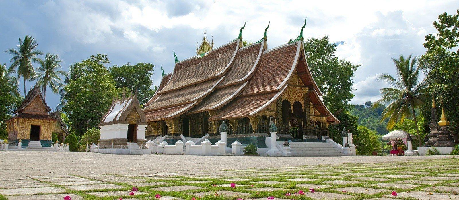 Laos Reise zu Lande und zu Wasser Urlaub 3