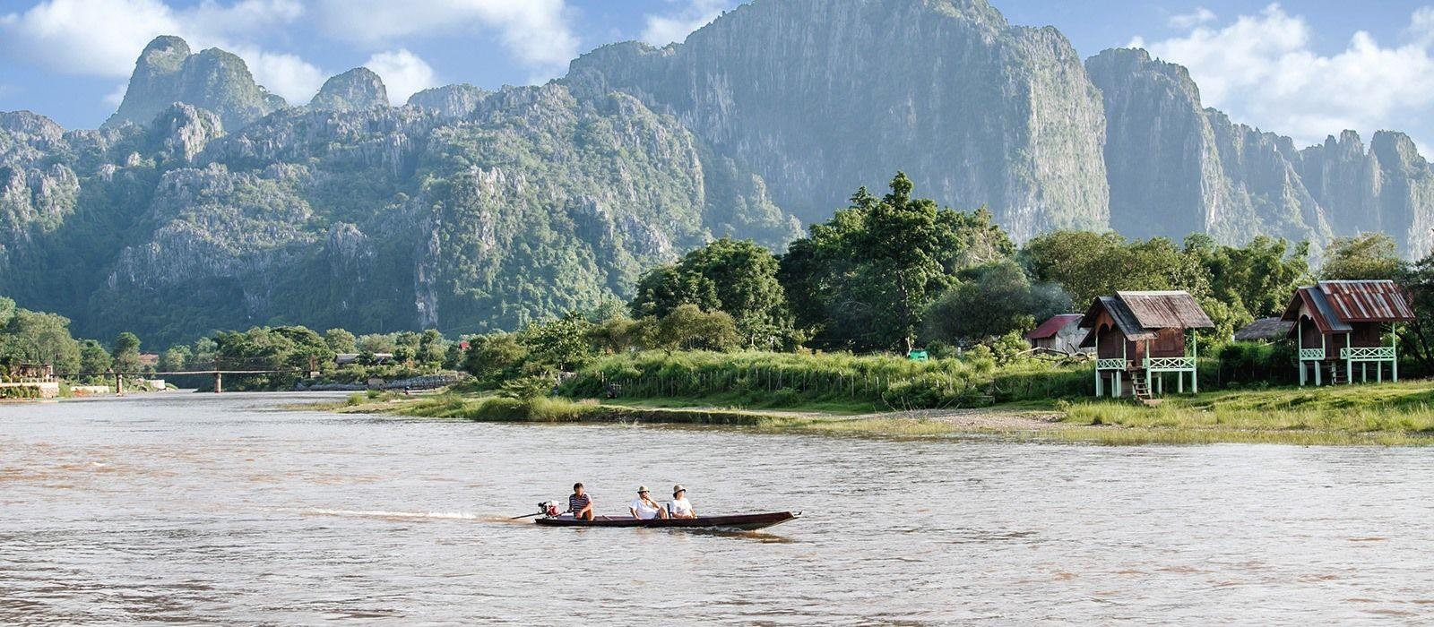 Destination Phonsavan Laos