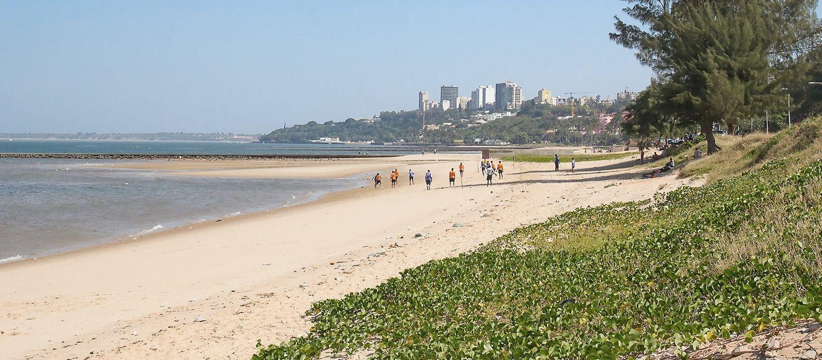Reiseziel Maputo Mosambik