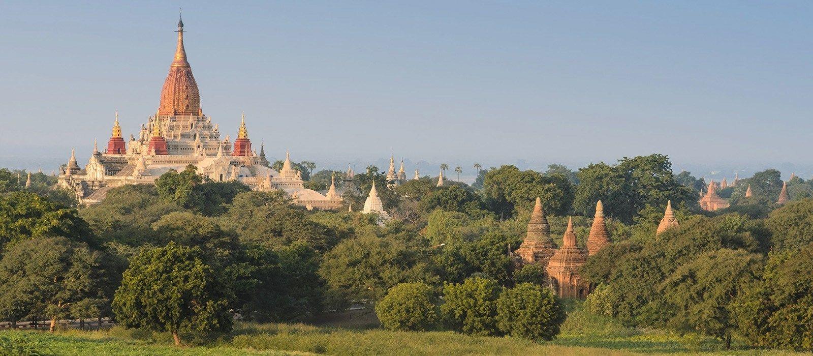 Studienreise Südostasien: Mächtige Ströme und historische Städte Urlaub 2