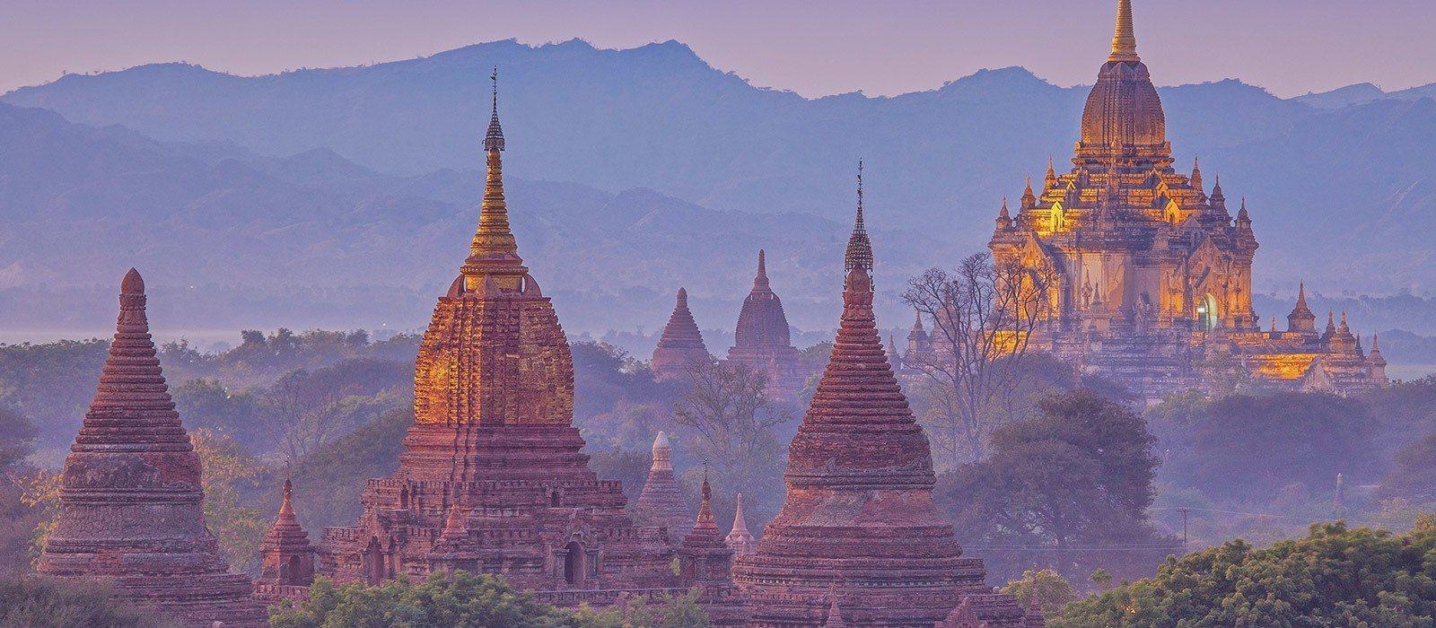 Travel Destination Myanmar