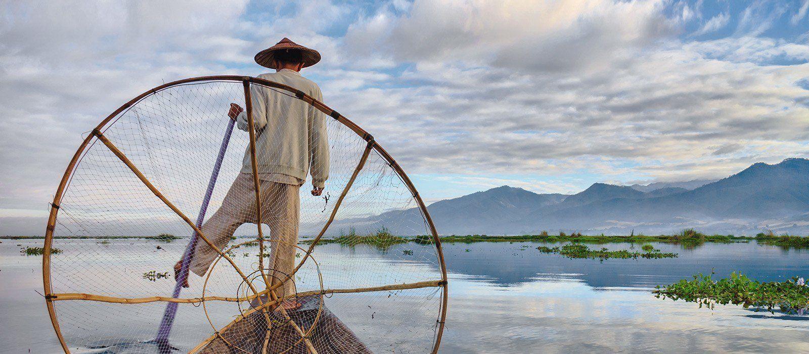 Destination Inle Lake Myanmar