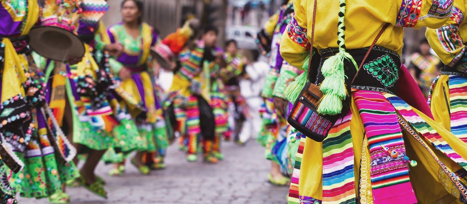 Destination Cusco Peru
