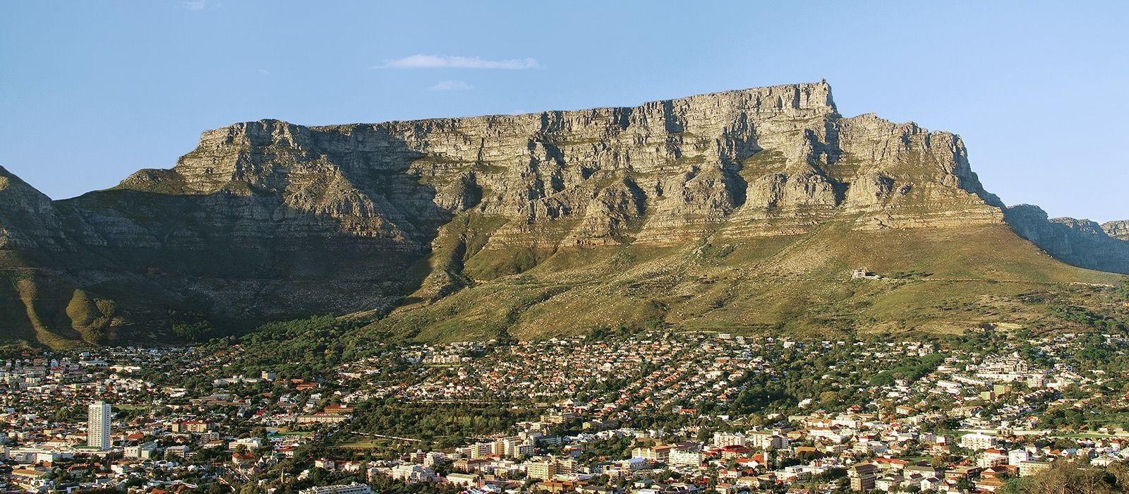 Destination Cape Town South Africa