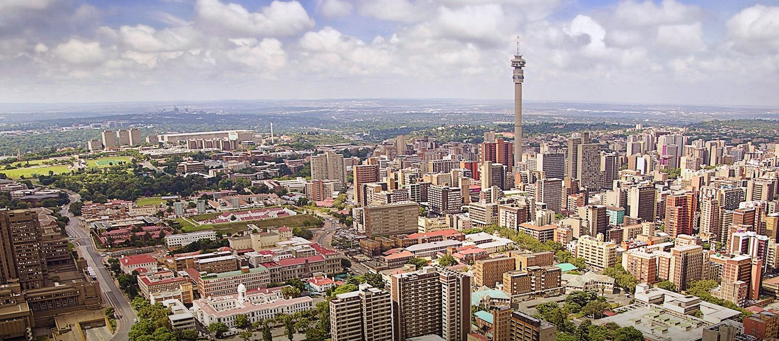 Destination Johannesburg South Africa