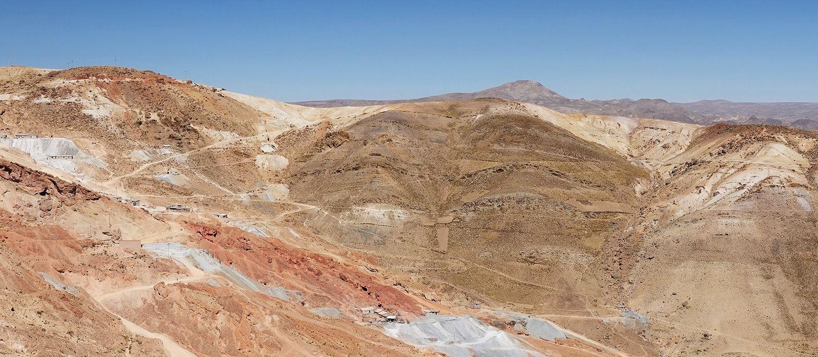 Reiseziel Potosi Bolivien