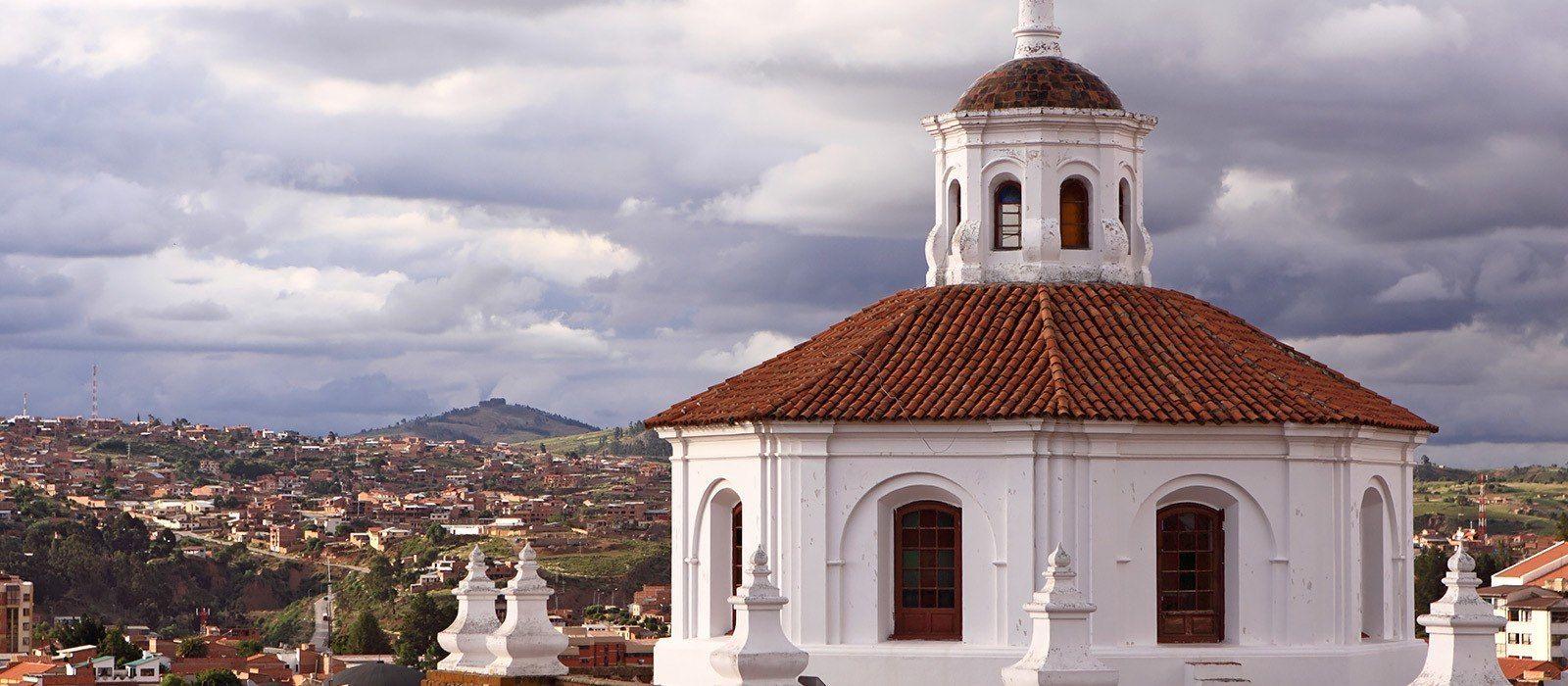 Reiseziel Sucre Bolivien