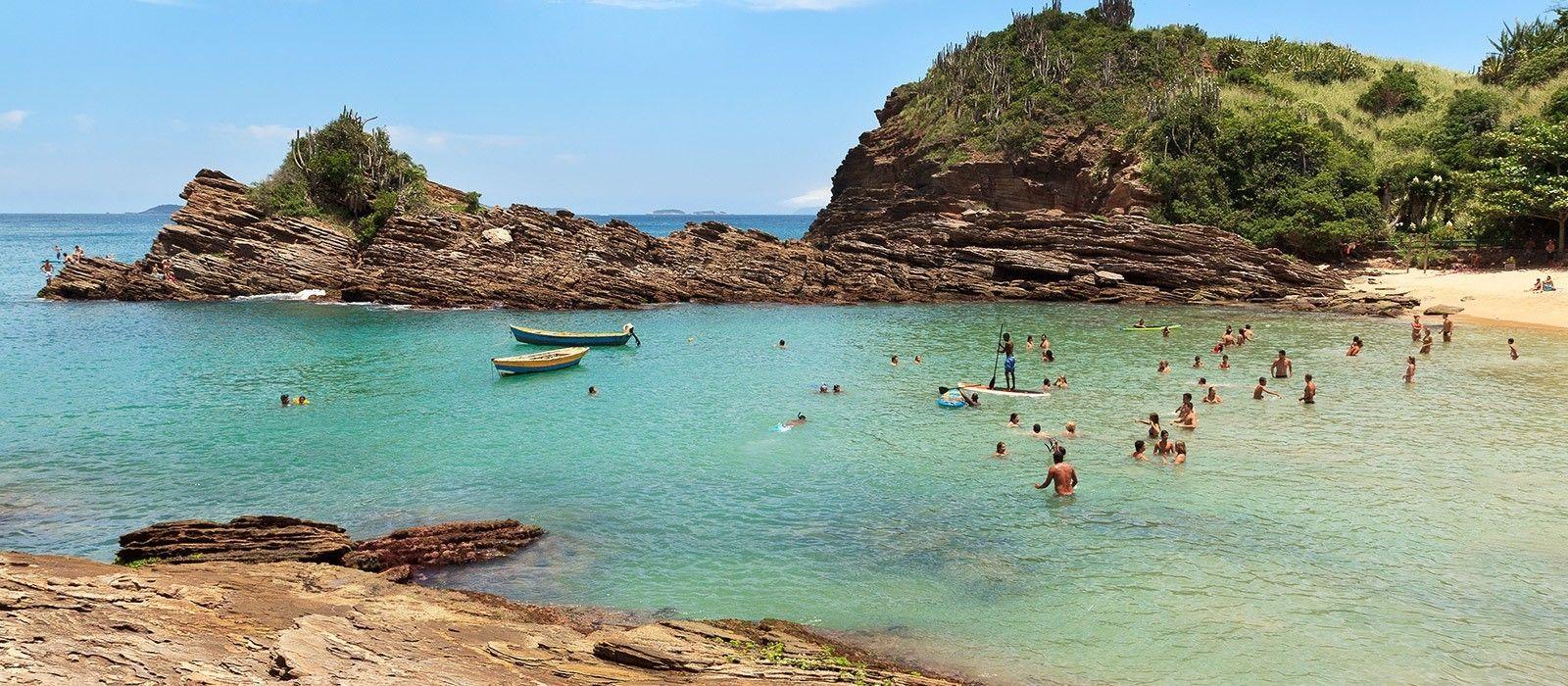 Reiseziel Buzios Brasilien
