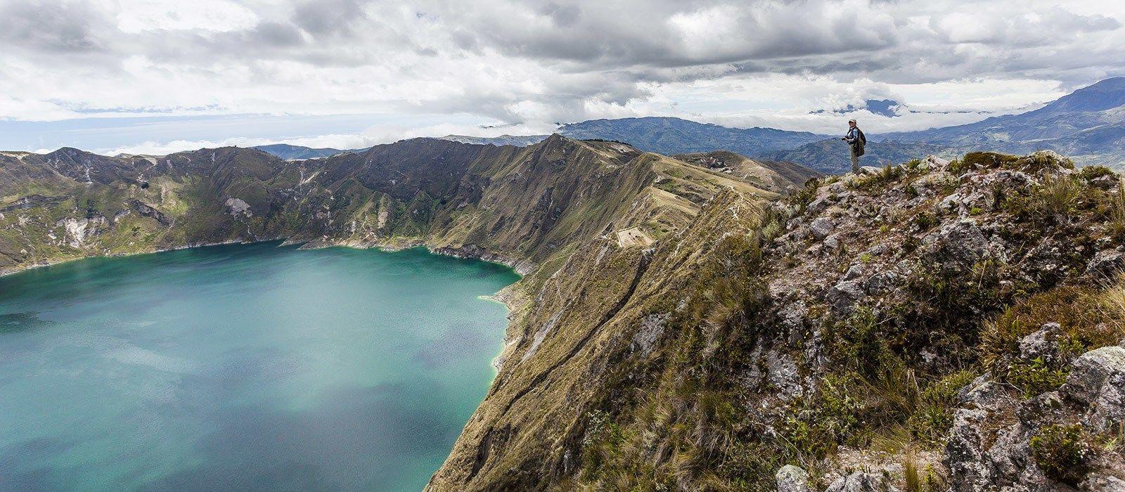 Reiseziel Quito Ecuador/Galapagos