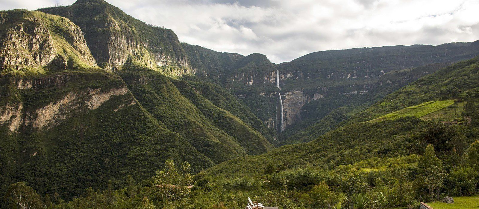 Reiseziel Chachapoyas Peru