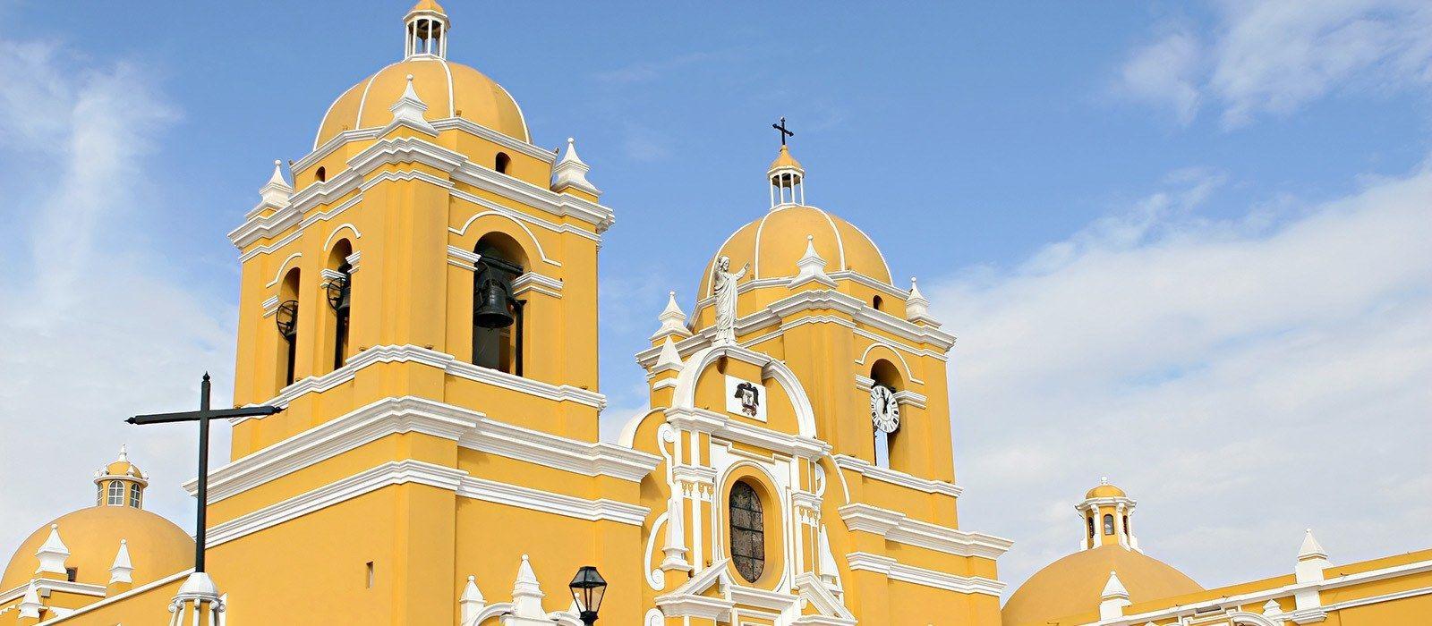 Reiseziel Trujillo Peru