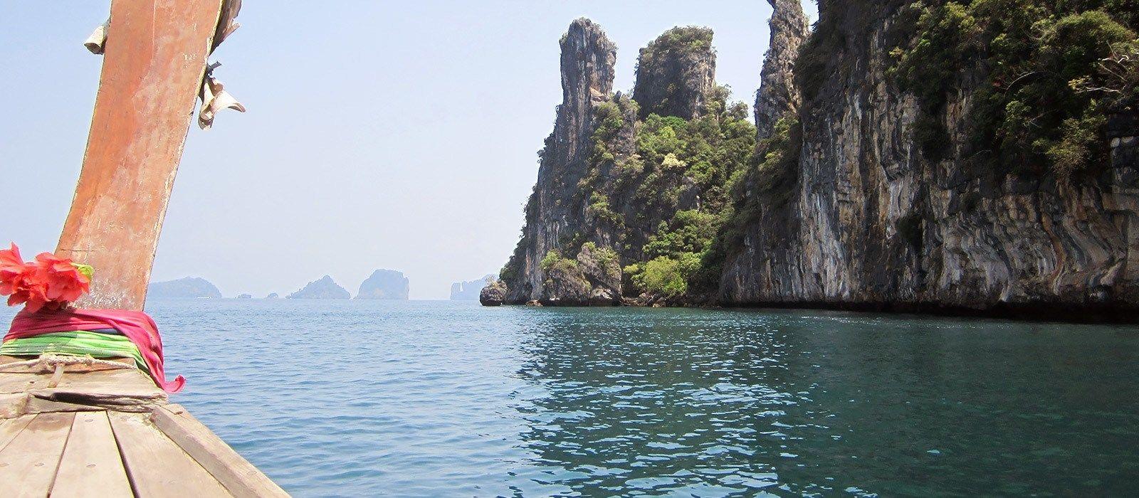 Thailand Badeurlaub: Inselvielfalt und Traumstrände Urlaub 2