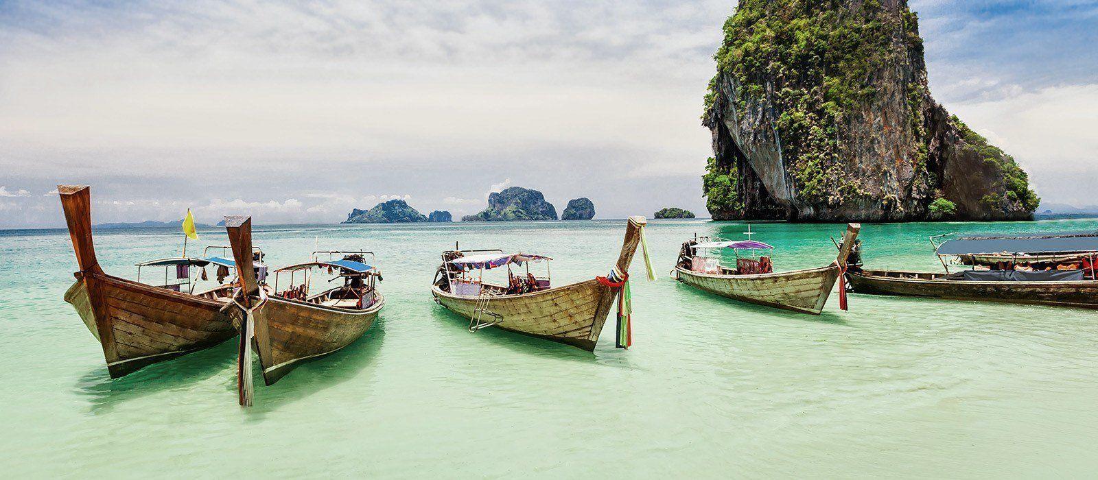 Staunen, Shoppen & Sonnen in Thailand Urlaub 3