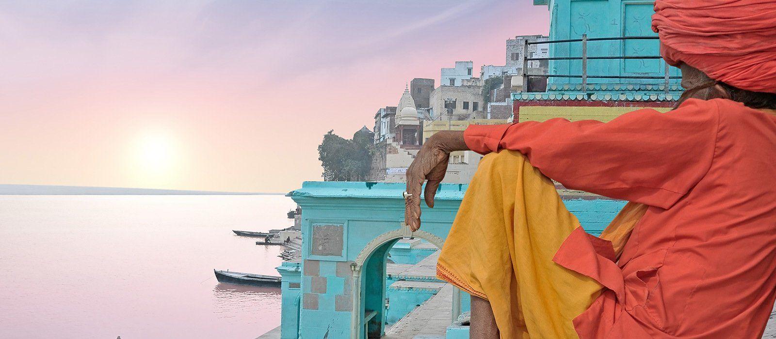 Reiseziel Varanasi Nordindien