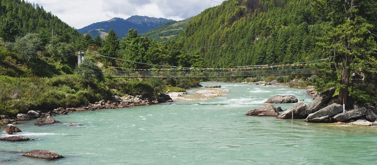 Bhutan: Auf den Spuren des Glücks Urlaub 8