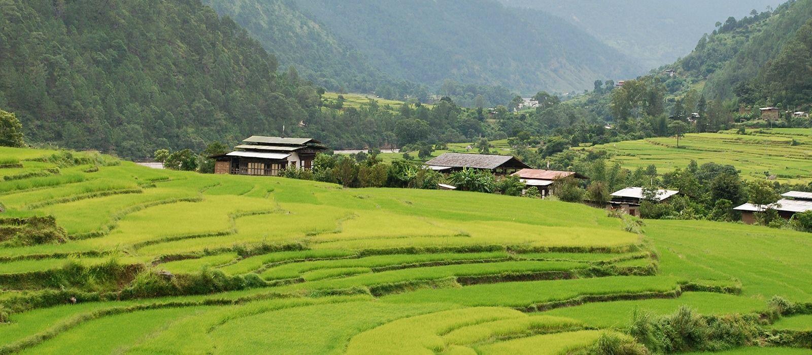 Bhutan: Auf den Spuren des Glücks Urlaub 6
